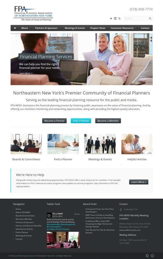 FPA-NENY website