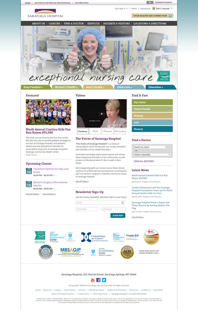 Saratoga-Hospital-Website-w