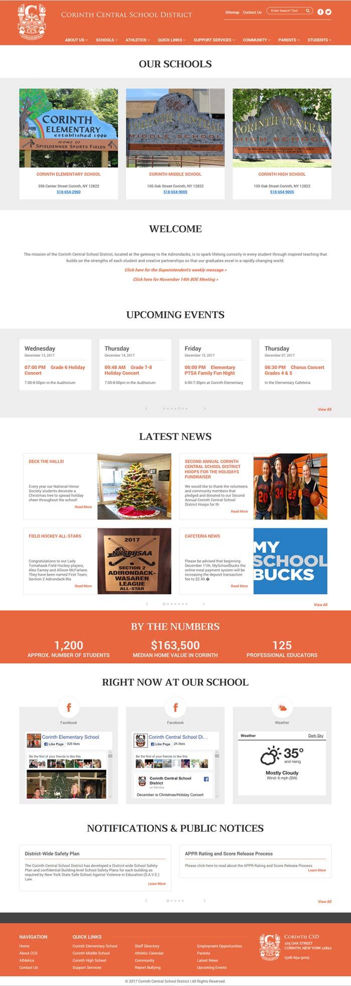 CCSD website