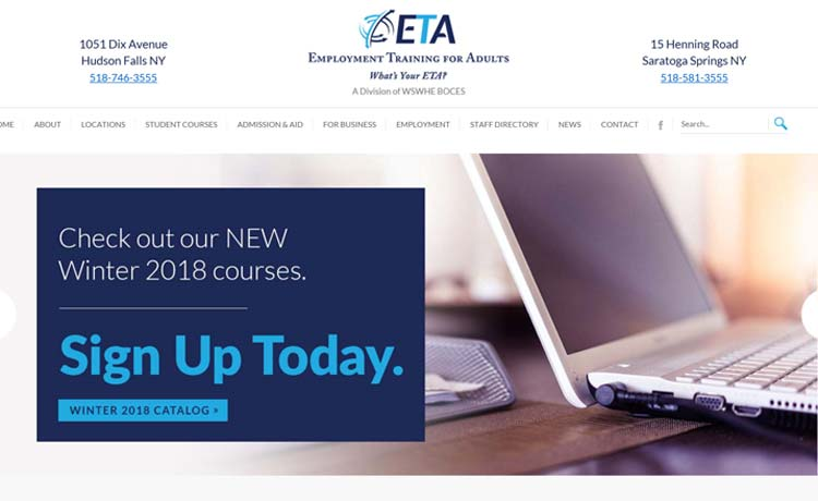 ETA Program Header